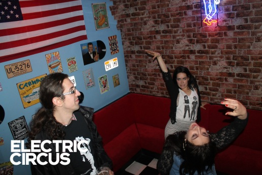Electric Circus, Edinburgh