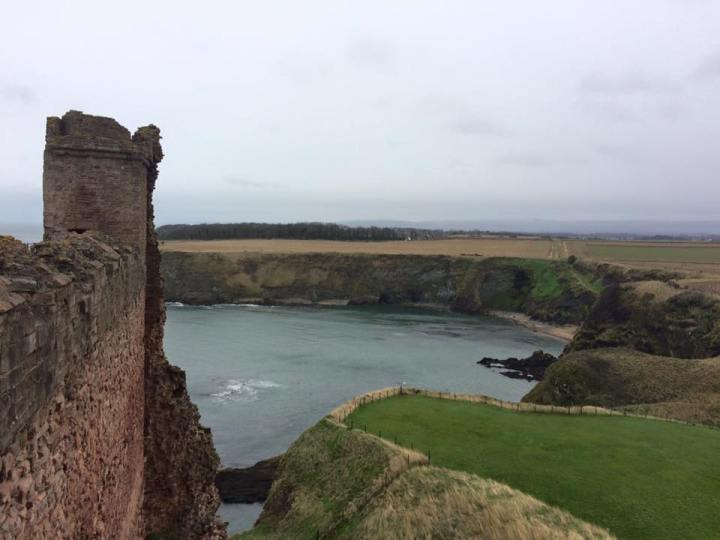 Tribulations of an over-thinker (and Tantallon Castle)